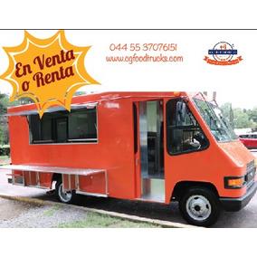 Venta O Renta De Foodtruck Equipado Cg Foodtrucks