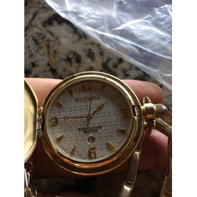 Relógio Elgin De Bolso Quartz Swiss Made