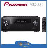 Pioneer Vsx-831 Sintoamplificador 5.2 Wi Fi Btooth 4k Hdr