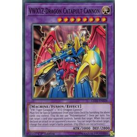 Vwxyz-dragon Catapult Cannon - Led2-en028 - Common