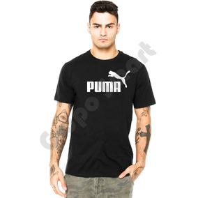 Camiseta, Camisa, Raglan - Puma 100% Algodão Alta Qualidade