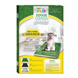 Tapete Sanitario Doggie Grass Grande Para Perro 76 X 50 Cm