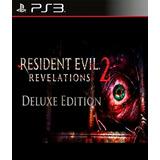 Resident Evil Revelation 2 Deluxe Edition Digital Latino Ps3