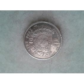 Moeda De 2.000 Réis 1888 Império Em Prata Original