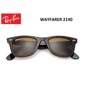 8741f57fad5a3 Ray Ban Rb2140 Wayfarer Original Tartaruga Envio Em 24h. 2 cores. R  220
