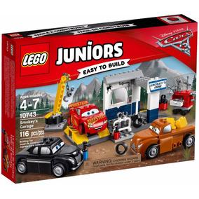 Lego Carros 10743 Mcqueen Na Smokey