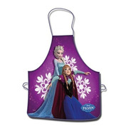 Avental Infantil Para Escola E Pintura Frozen Disney - Gedex
