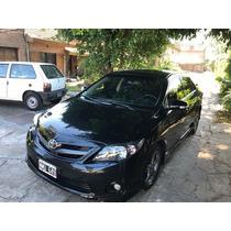 Toyota Corolla Xrs 1.8 Negro Imaculado 40000km Reales