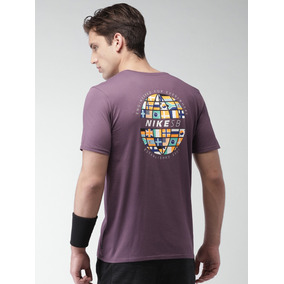 Remera Nike Sb Dry Dfc Global Purple Importada Original