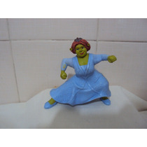 Miniatura De Boneca Fiona Do Filme Shrek Do Mc Donald