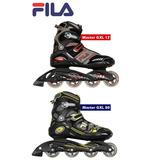 Rollers Fila Master Glx 12 Black/red