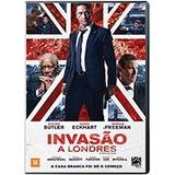 Invasao Casa Branca + Londres Dvds Originais Novos Lacrados