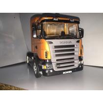 Camion A Escala Scania R470 Welly 1 / 32