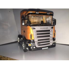 Camion A Escala Scania R470 Welly 1 / 32 Moytoys