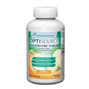 Vitamina Pós Cirurgia Bariátrica Nestlé Optisource V. Fev/20