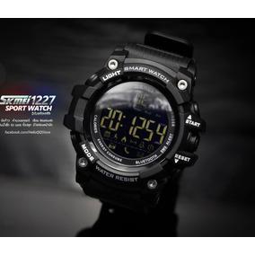 Reloj Notificador Skmei 1227 Bluetooth Acuático Original