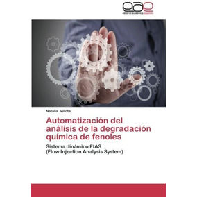 Libro Automatizacion Del Analisis De La Degradacion Quimica