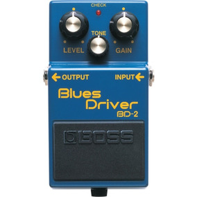 Pedal Boss Blues Driver Bd-2 - 996