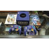 Consola Nintendo Gamecube Usada , Leer Descripción