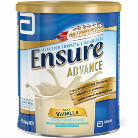 Ensure Advance Vainilla 400 Gr Envió Gratis