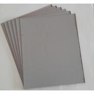 Papelão Cinza Holler 2.3mm - 8 Placas - 49x39cm Cartonagem