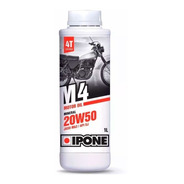 Aceite Lubricante Ipone M4 Mineral 20w50 4t - Cuotas