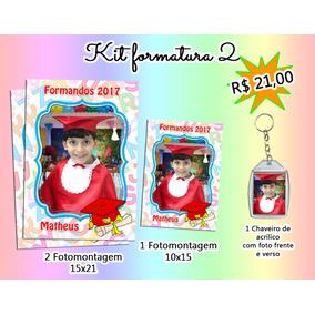Kit Formatura 02