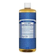 Jabón Liquido Orgánico Dr. Bronner's Menta 946 Ml