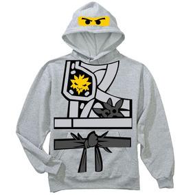 Disfraz Sudadera Ninjago Ninja Go Lego Disfraces Niños 2015