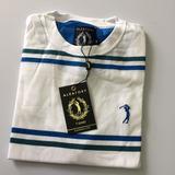 Camiseta Aleatory Listrada Original 0107