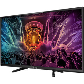Led Tv Kanji 32 Pulgadas Hd Ready Tda Hdmi Vga Y Pb Pr