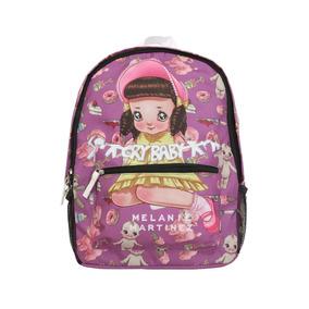 Mochila Backpack Original Melanie Martinez Cry Baby Hottopic