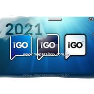 Atualização Gps 2021 - Igo Amigo Primo Igo8 Completos