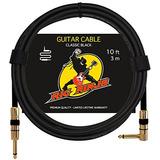 Rig Ninja Guitar Cable - Instrumentos Musicales Premium Cab