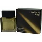 Calvin Klein Euphoria Gold Men 100 Ml / Hombre