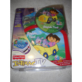 Fisher Price Dvd Dora La Expoloradora Interactiv Bunny Toys