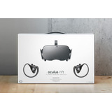 Entrega Hoy!! Oculus Rift + Controles Touch - 100% Nuevo