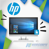 All In One Hp 27 Touch, Core I7 7ma, 2tb, 256gb Ssd 16gb+ 2