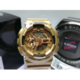 Reloj Casio G-shock Ga-110gd Original En Caja