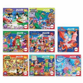 Puzzle Didacticos Infantiles 50 Piezas De Antex Art 2002