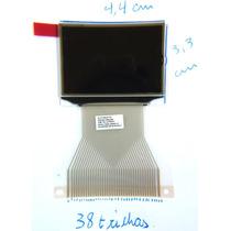 Lcd Display Painel Velocimetro Gol G4 Com Temperatura ,,