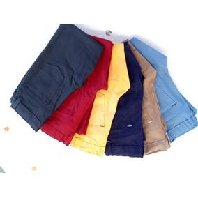 Pantalon De Gabardina Para Niño Talla 4 A La 16
