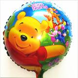 Globo Metalizado De Winnie Pooh
