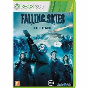 Falling Skies The Game Xbox 360 Mídia Física Rcr Games