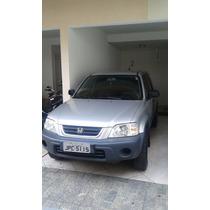 Honda Cr V Rvi 2000 4x4, Autom. Prata Original - Gasolina