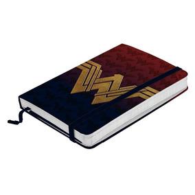 Caderno De Anotações - 100 Folhas - A5 - Dc Comics - Logo
