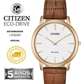 Citizen Ar1133-15a Superdelgado Cristal Zafiro --kairos--