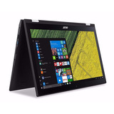 Notebook Acer 2 Em 1 Spin 3 I7 12gb 512ssd+1t 15.6 Touch Fhd