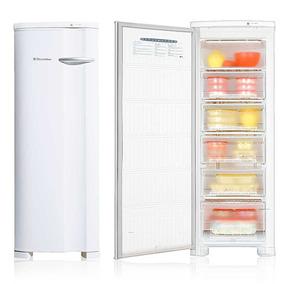 Freezer Vertical Electrolux 173 Litros Branco - Fe22