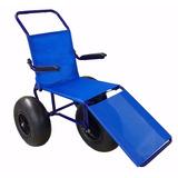 Cadeira De Rodas Ipanema Para Praia